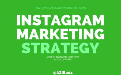 Instagram Promotion Strategyfor Business —How You should develop Instagram Promotion Strategy for Your Business