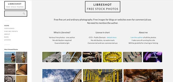 Libreshot Stock photos