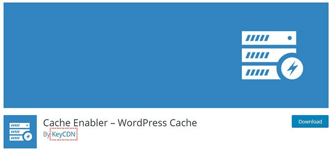 Cache Enabler WordPress Caching Plugin