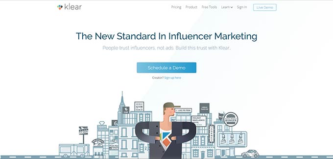 Influencer Marketing Software